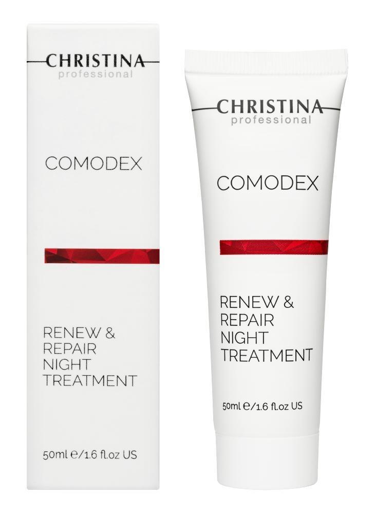 CHRISTINA Comodex Renew Repair Night Treatment - Ночной гель «Обновление и восстановление» - 1