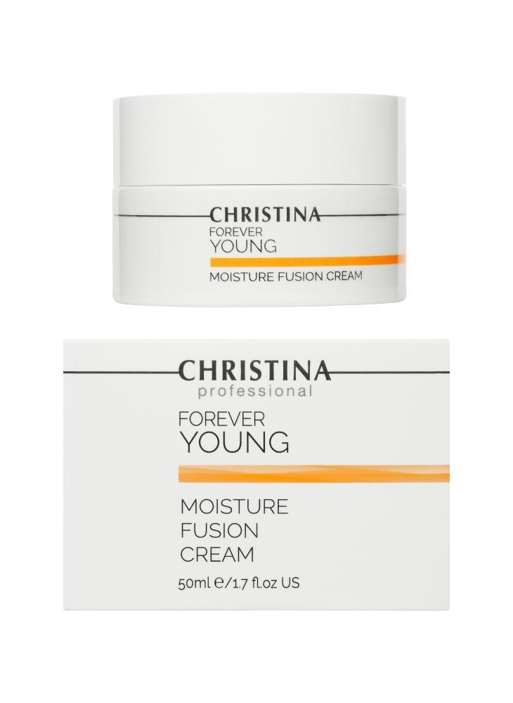 CHRISTINA Forever Young Moisture Fusion Cream - Крем для интенсивного увлажнения кожи - 1