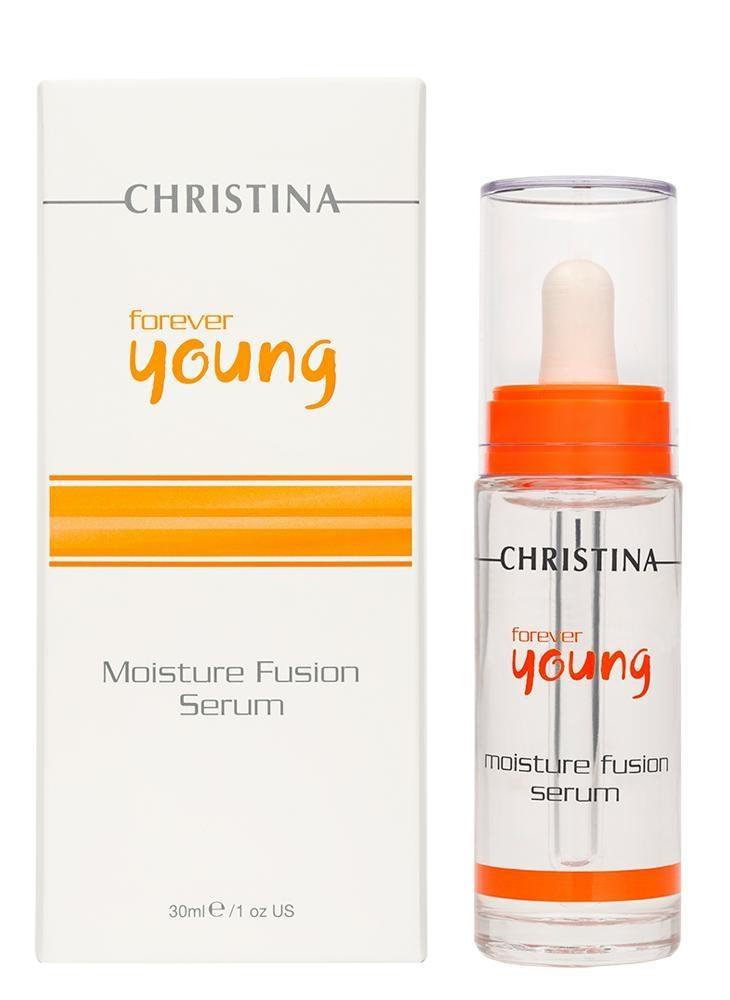 CHRISTINA Forever Young Moisture Fusion Serum - Сыворотка для интенсивного увлажнения кожи - 1