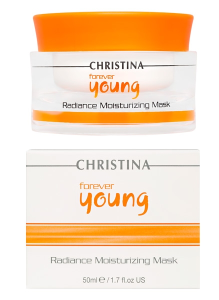 Увлажняющая Маска «Сияние» - Christina Forever Young Radiance Moisturizing Mask - 1