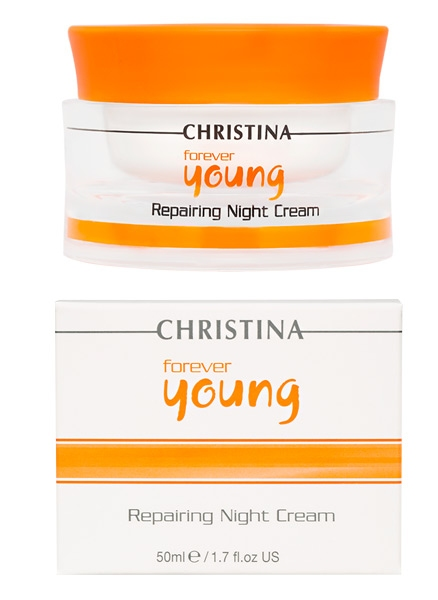 Ночной Крем «Возрождение» - Christina Forever Young Repairing Night Cream - 1