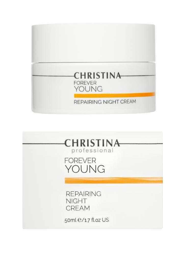 CHRISTINA Forever Young Repairing Night Cream - Ночной Крем «Возрождение» - 1