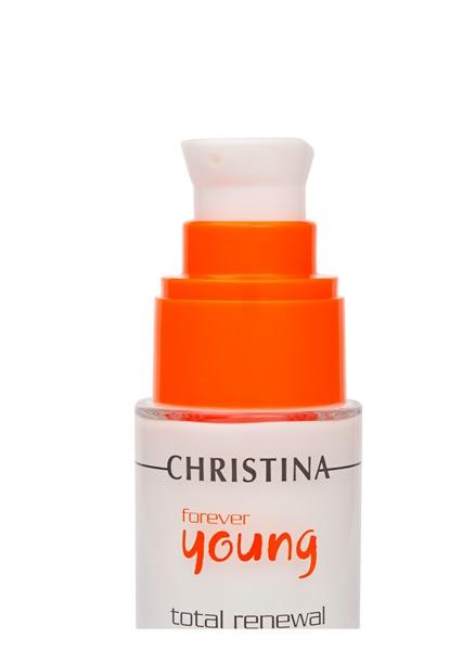 Омолаживающая сыворотка «Тоталь» - Christina Forever Young Total Renewal Serum - 1