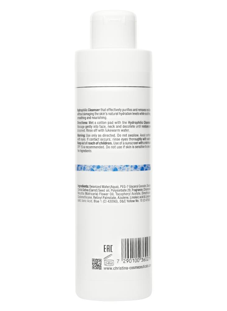 CHRISTINA Fresh-Hydropilic Cleanser - Гидрофильный очиститель для всех типов кожи - 1