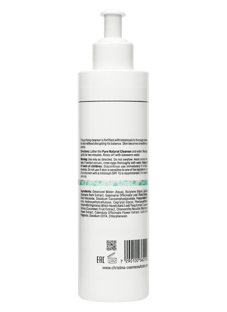 CHRISTINA Fresh Pure & Natural Cleanser - Натуральный очиститель для всех типов кожи - 1