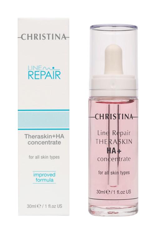 Christina Line Repair Theraskin + HA - Регенерирующие увлажняюшие капли Тераскин - 1