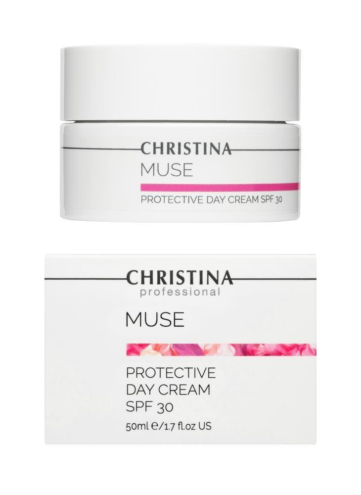 CHRISTINA Muse Protective Day Cream SPF30 - Защитный дневной крем SPF30 - 1