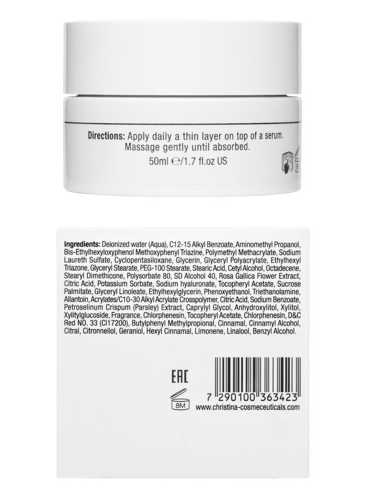 CHRISTINA Muse Protective Day Cream SPF30 - Защитный дневной крем SPF30 - 2