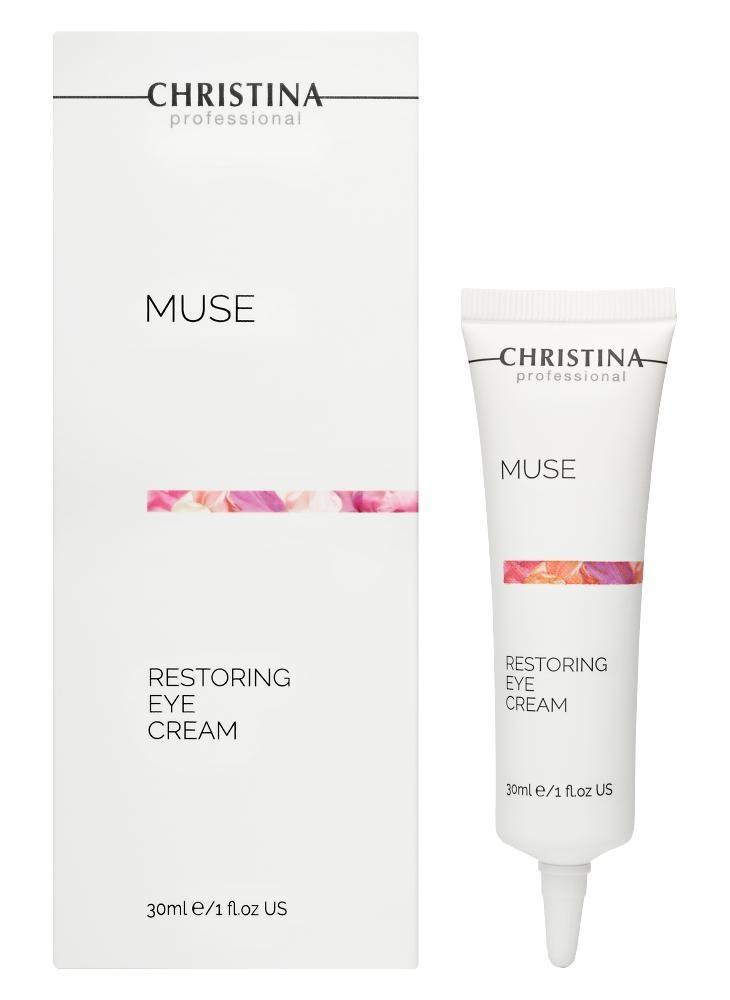 CHRISTINA Muse Restoring Eye Cream - Восстанавливающий крем для кожи вокруг глаз - 1