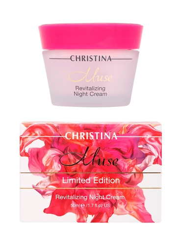 Восстанавливающий ночной крем - Christina Muse Revitalizing Night Cream - 1