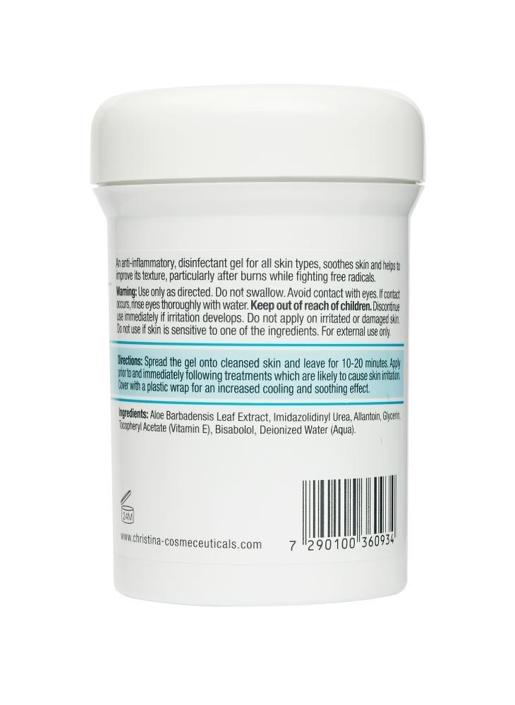 CHRISTINA Natural Aloe Vera Gel - Натуральный гель алоэ вера для всех типов кожи - 1