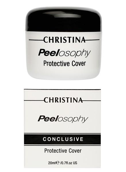 Защитный тональный крем - Christina Peelosophy: 8 Protective Cover Cream - 1