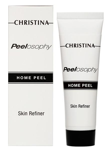 Крем для ухода за жирной проблемной кожей - Christina Peelosophy Home: Skin Refiner - 2