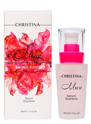 Сыворотка Muse с уникальной антиоксидантной формулой - Christina Muse Serum Supreme - 1