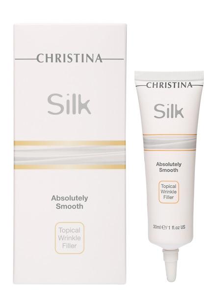 Сыворотка для местного заполнения морщин - Christina Silk Absolutely Smooth - 1