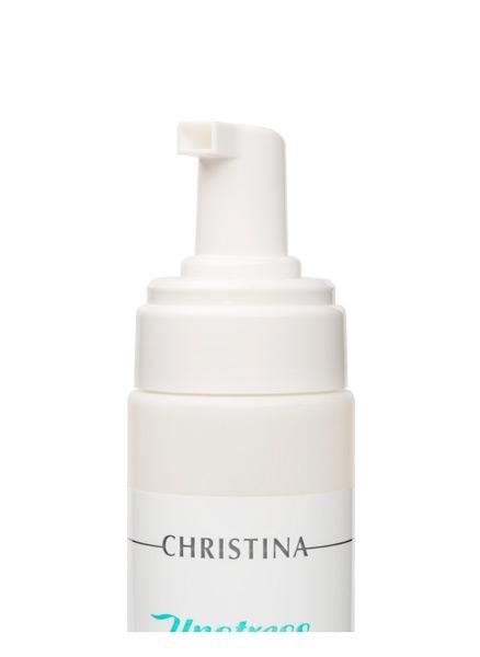Christina Unstress Comfort Cleansing Mousse - Очищающий мусс - 1