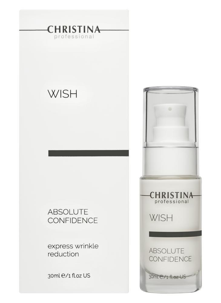 CHRISTINA Wish Absolute Confidence - Сыворотка «Абсолютная Уверенность» - 1