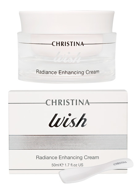Омолаживающий крем - Christina Wish Radiance Enhancing Cream - 2