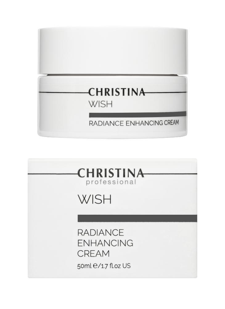 CHRISTINA Wish Radiance Enhancing Cream - Омолаживающий крем - 1