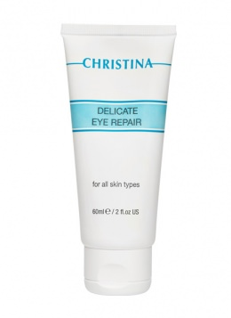Деликатный крем для контура глаз для всех типов кожи - Christina Delicate Eye Repair
