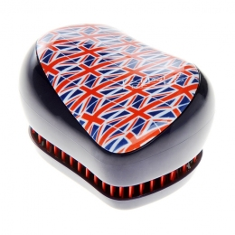 Расческа TANGLE TEEZER Compact Styler Cool Britania (британский флаг)